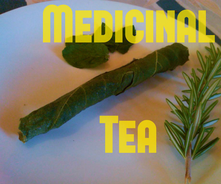 Medicinal Tea Stick