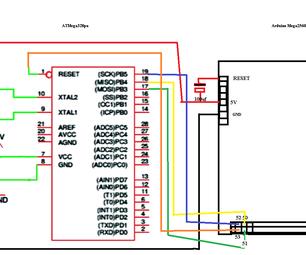 Bootloading ATmega328 With Arduino Mega2560