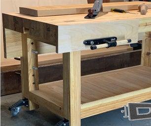 Hybrid Workbench Roubo/Nicholson
