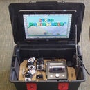 Portable All-in-One Game Console Box
