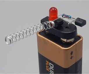 无线交流电流检测器