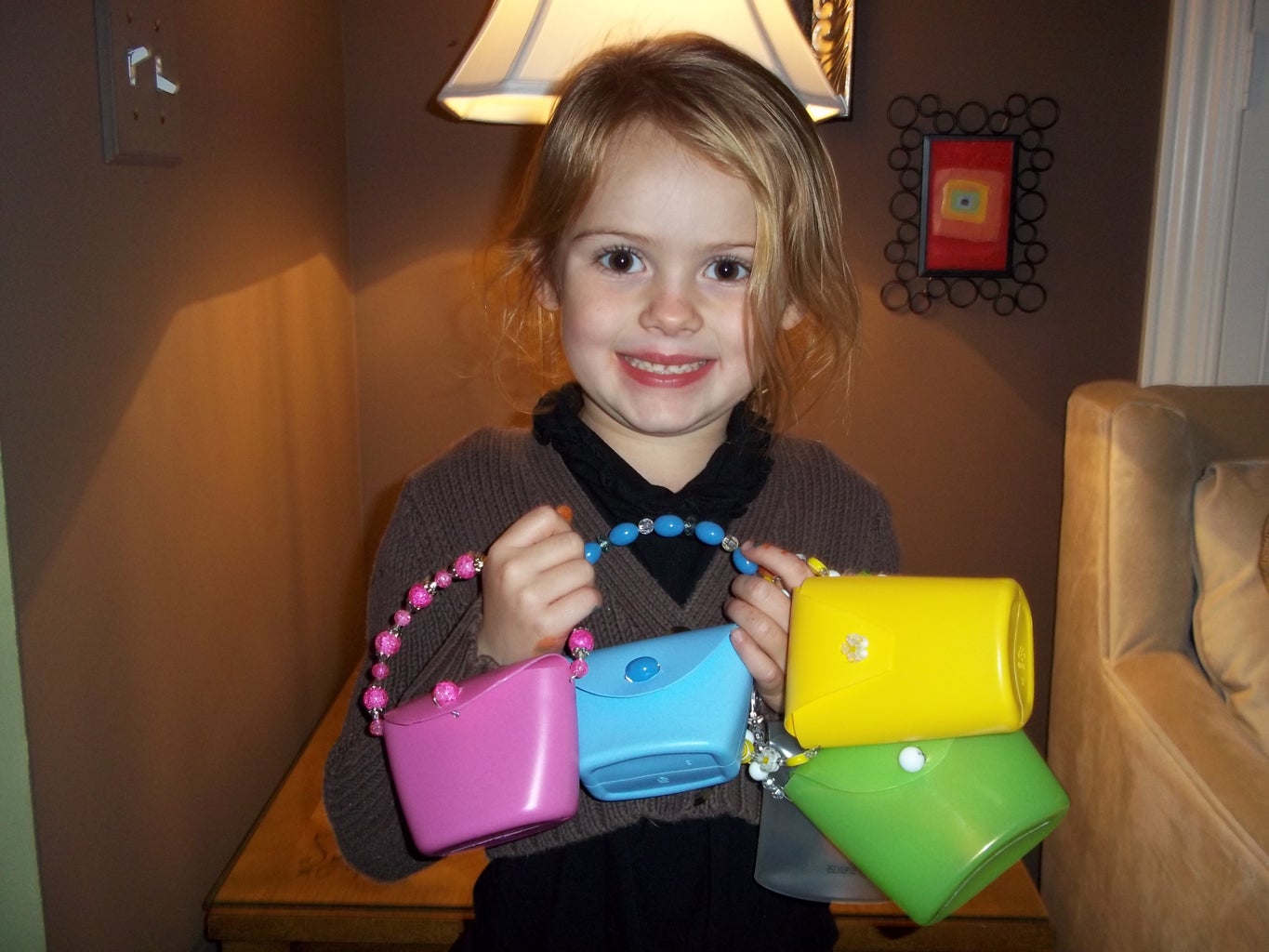 FUN LITTLE PURSE: Recycle Crafting