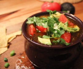 New Mexican Posole
