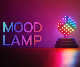 LED Mood Lamp