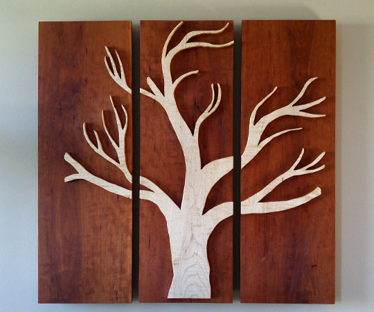 Cherry And Maple Wall Art