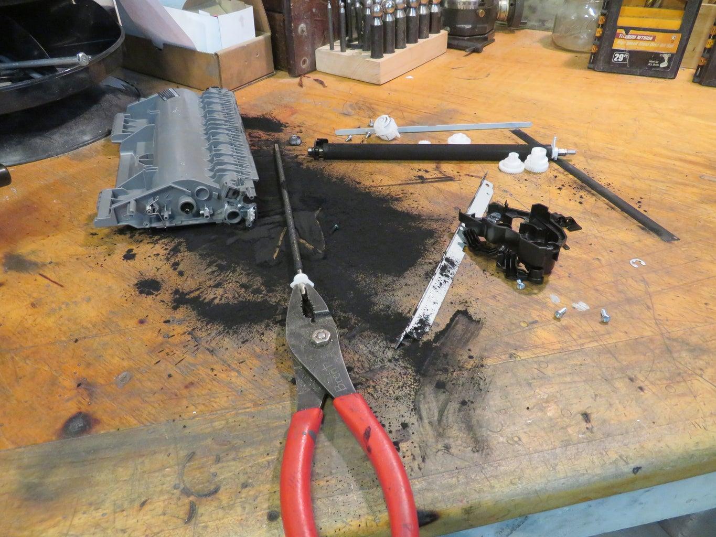 Salvage a Toner Cartridge