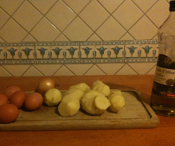 The Spanish Tortilla