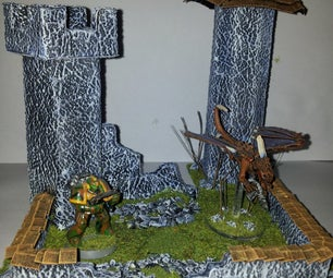 Quick and Cheap Scenery