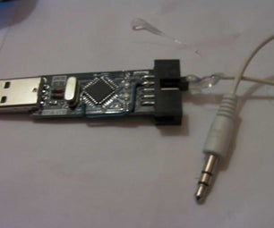 Hacking a USBasp Dongle Into a PPM2USB RC SIM Dongle