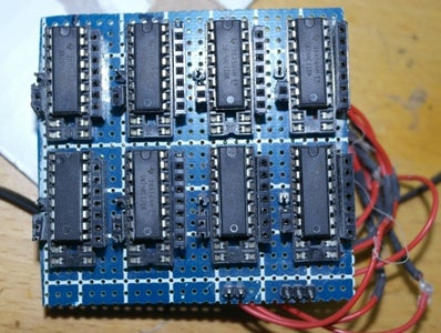 Welding Control Circuit