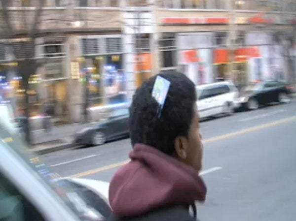 The DR Afro Comb