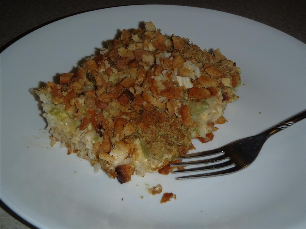 Customizable Chicken Casserole