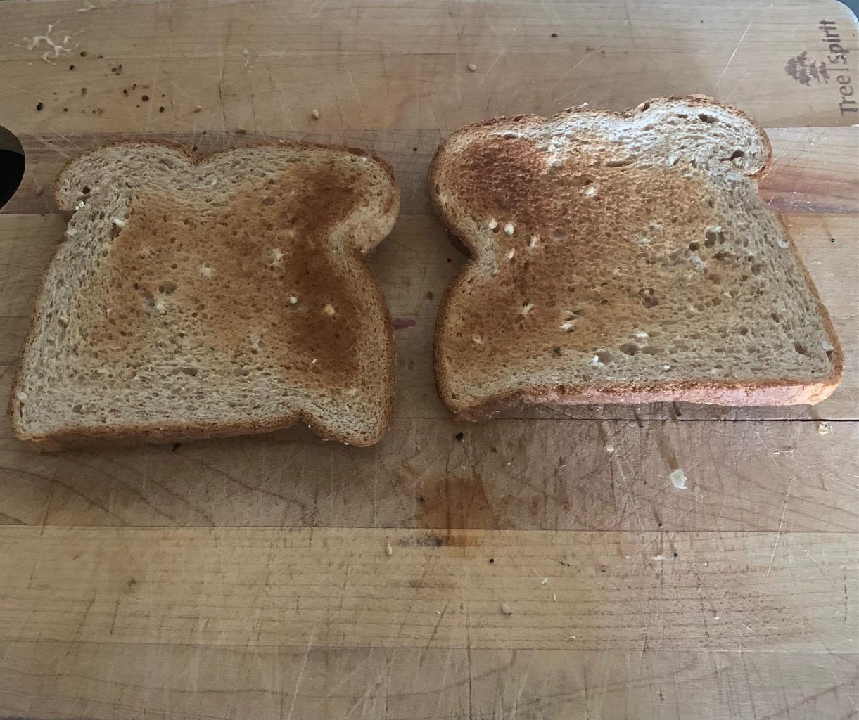 The Bacon and the Toast