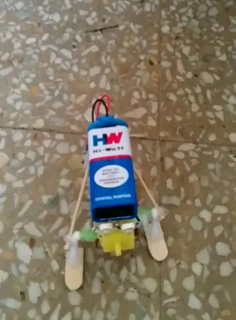 Pocket Sized Minion Bot