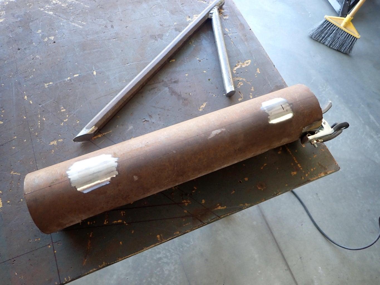 Prep Metal for Welding