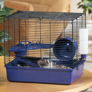 The Truly Silent Hamster Wheel