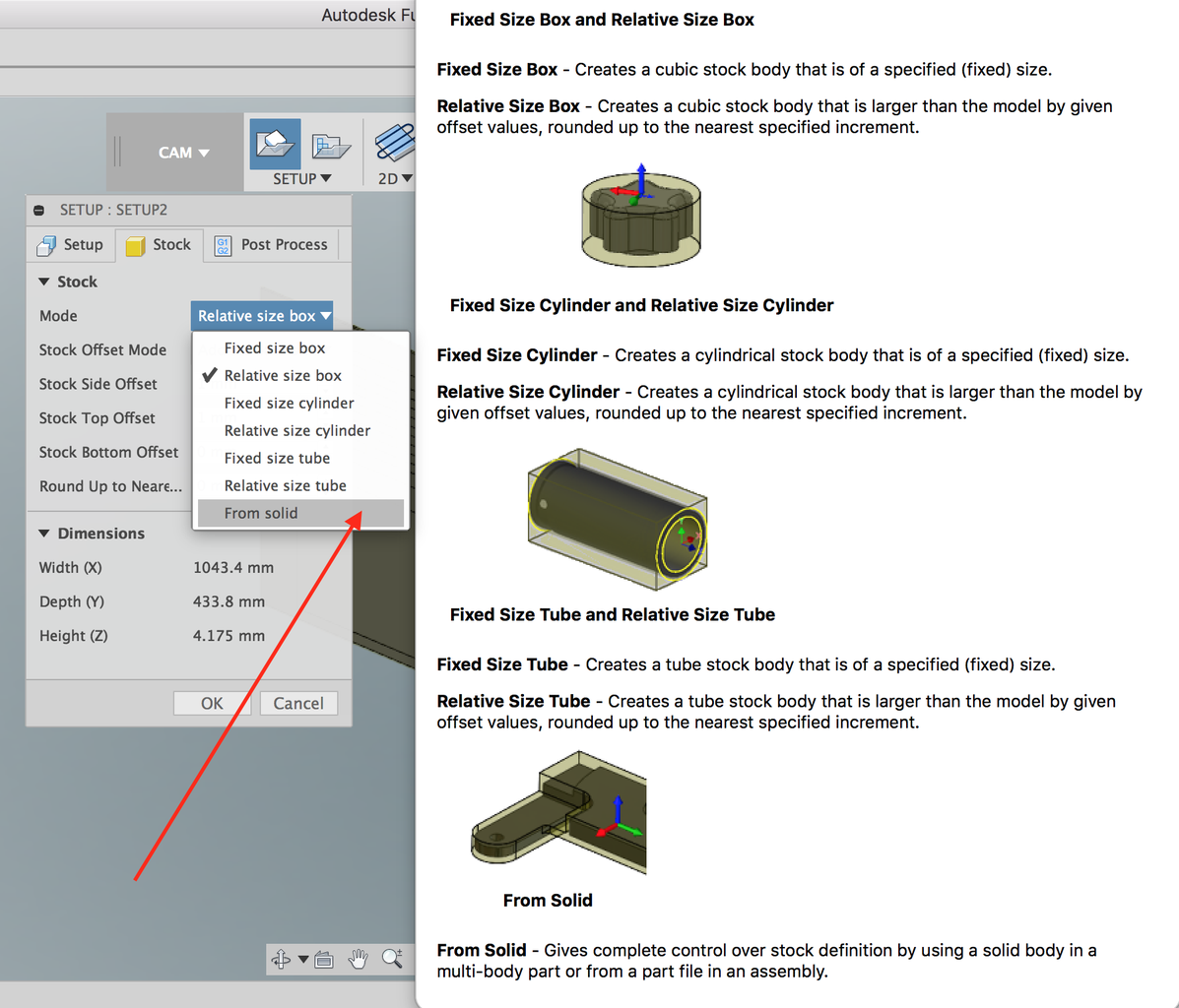 Make a Waterjet Setup in Your CAM Environment