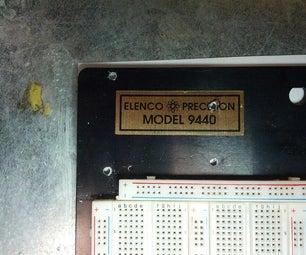 Arduino Breadboard Mount