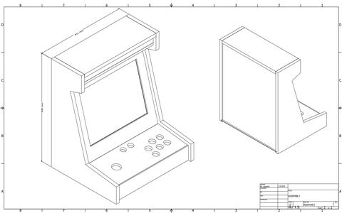 Box / Parts Drawings