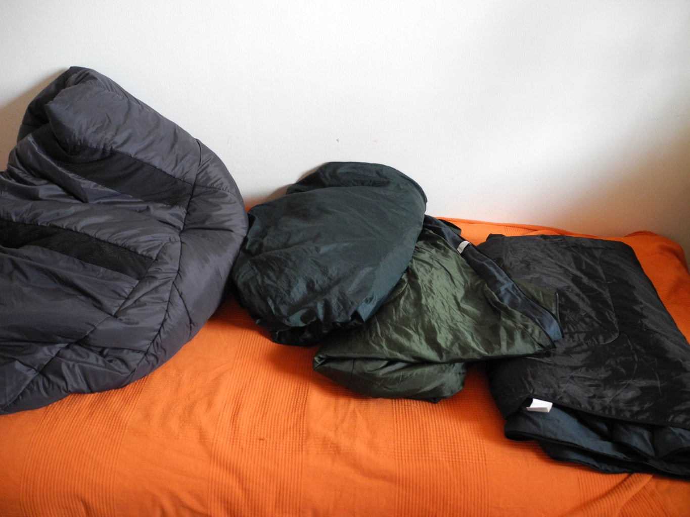 Pillow From Sleeping Bags