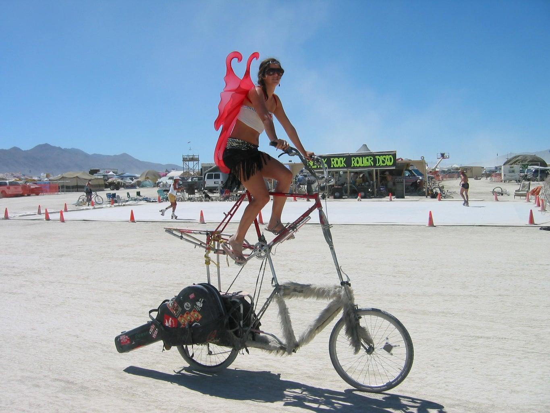 Tall Bikes