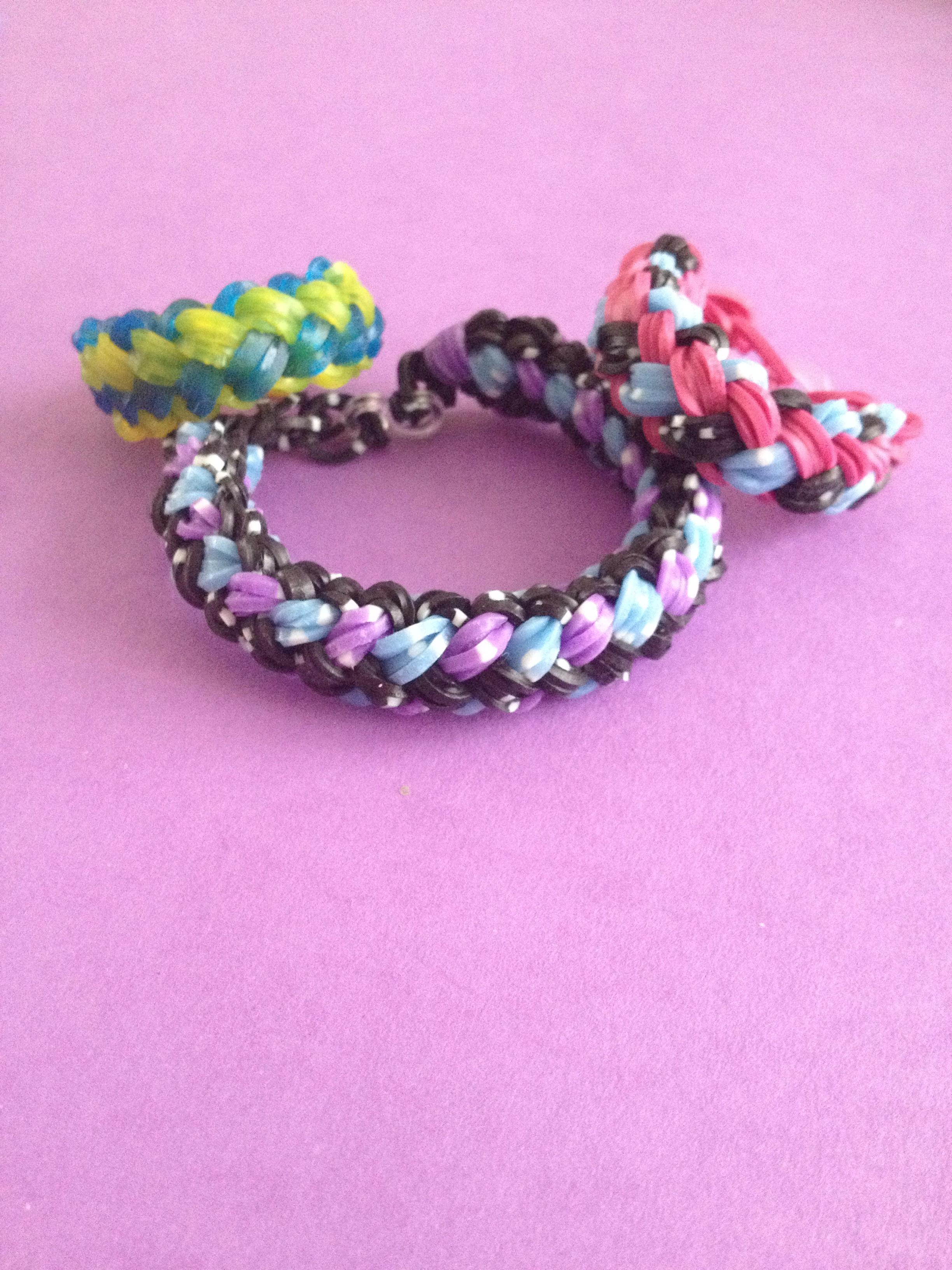 Triple Braid Rainbowloom