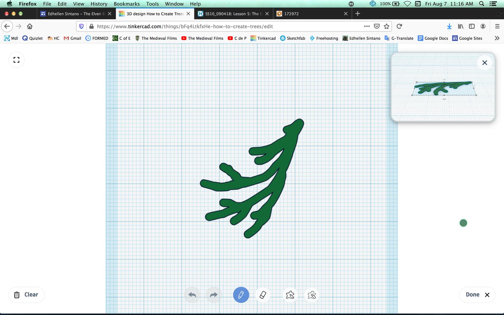Step 3: Create Trees