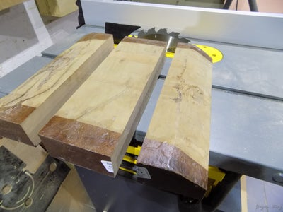 Step 1: Finding and Sizing the Right Piece of Wood.