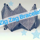 DIY Stylish Zig Zag Bracelet Video Tutorial