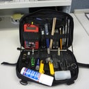 Portable electronics tool kit