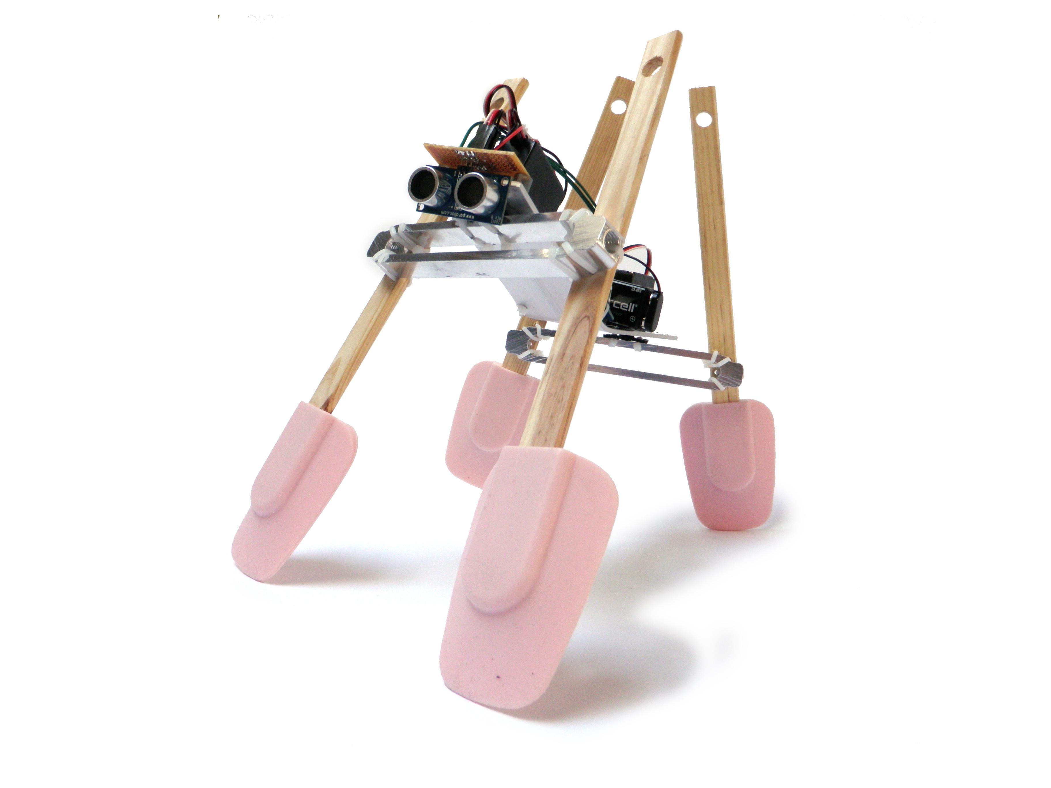 Simple Walker Robot