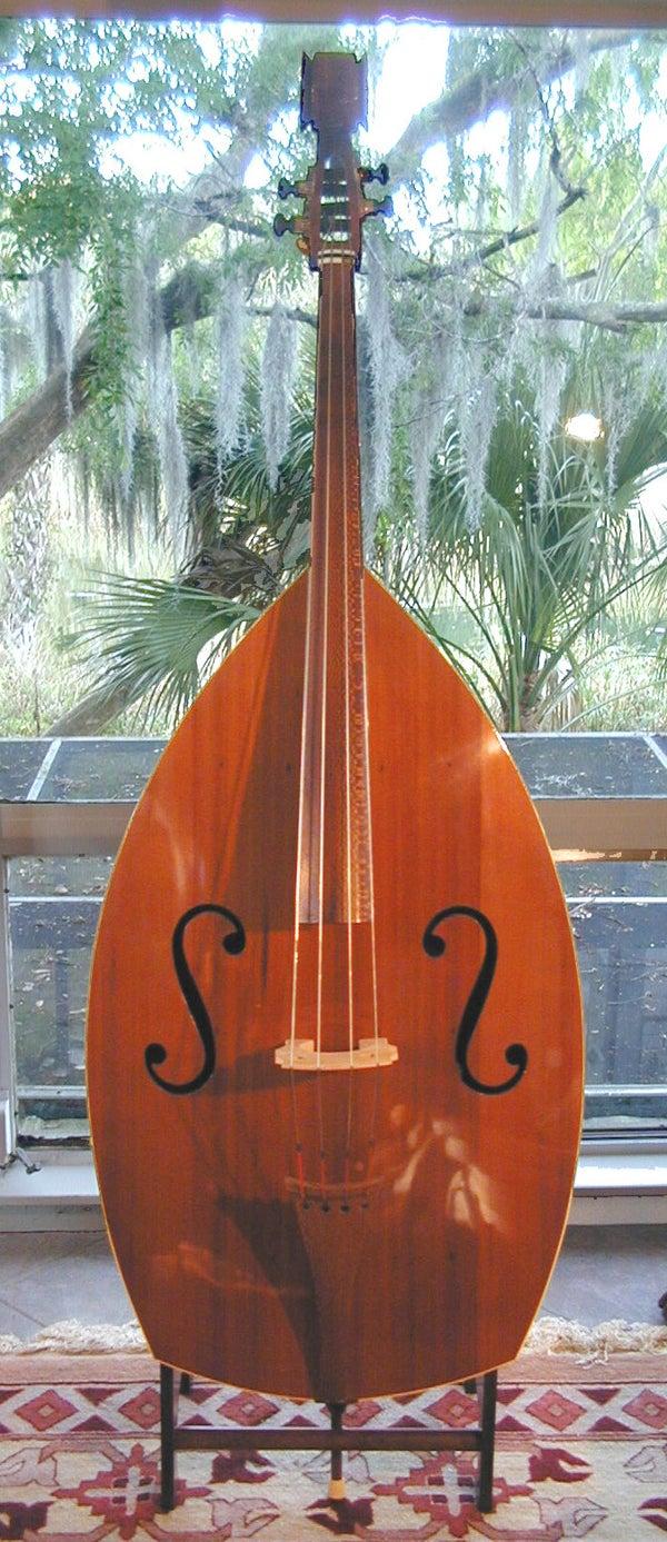 Build a Bass Fiddle