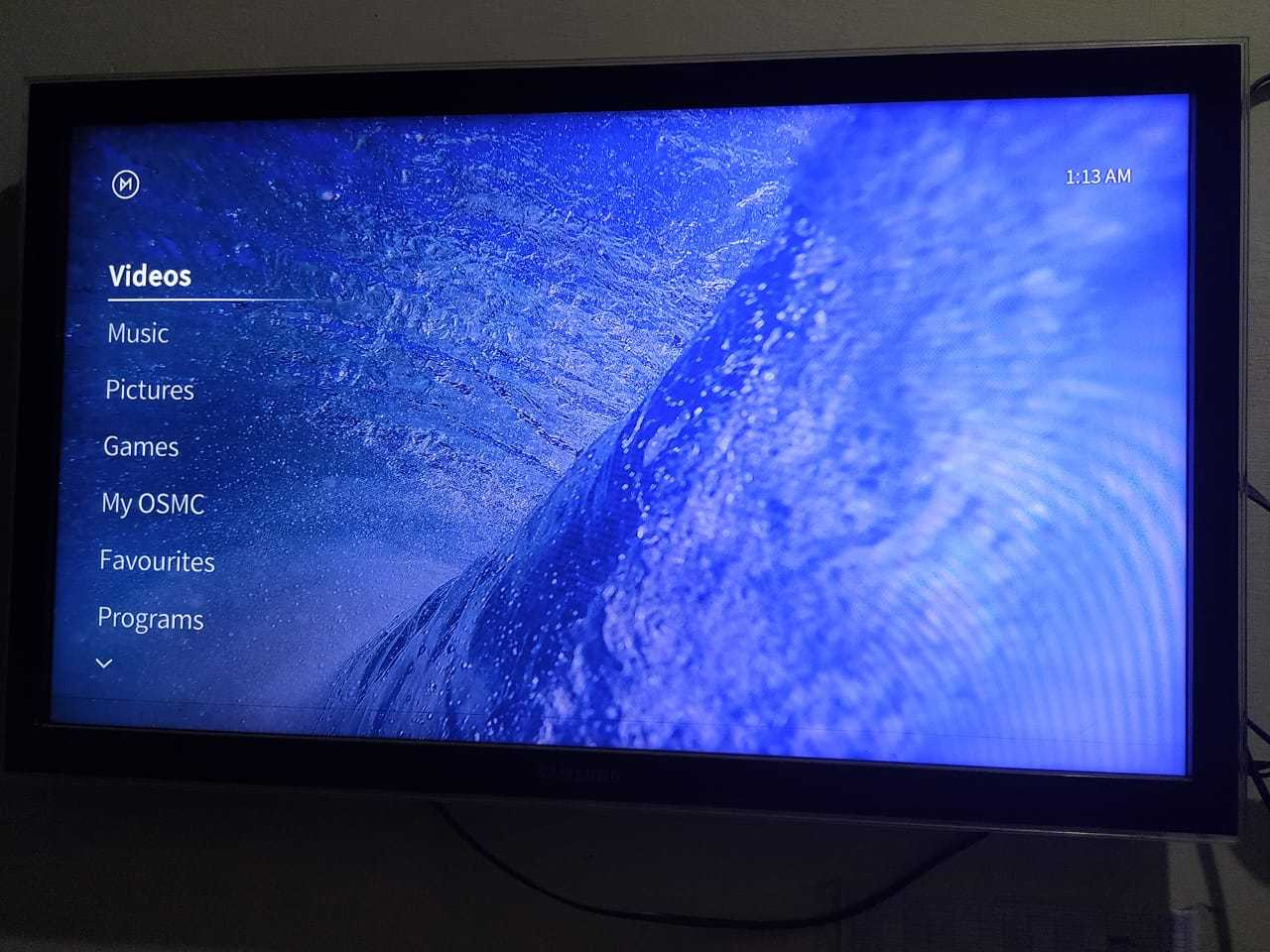 Raspberry Pi Smart TV and Gaming Console
