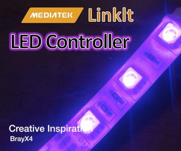 Multi-Color LED Controller