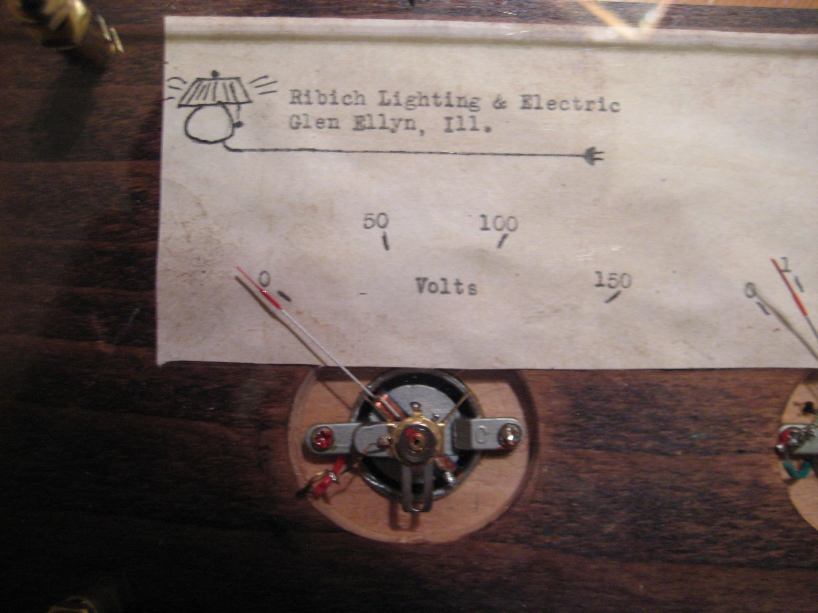 Build an Analog Electricity Usage Meter