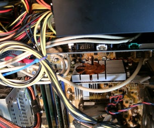 Noisy Computer Fan Repair