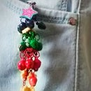 Rainbow Colored DIY Decorative Key Chain...