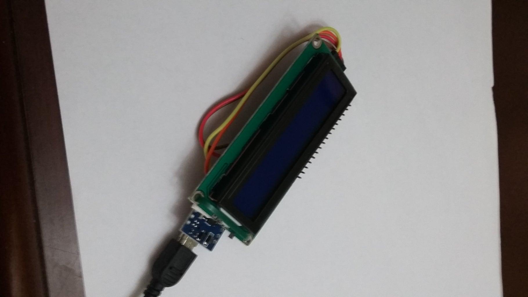 Installing the Arduino Nano