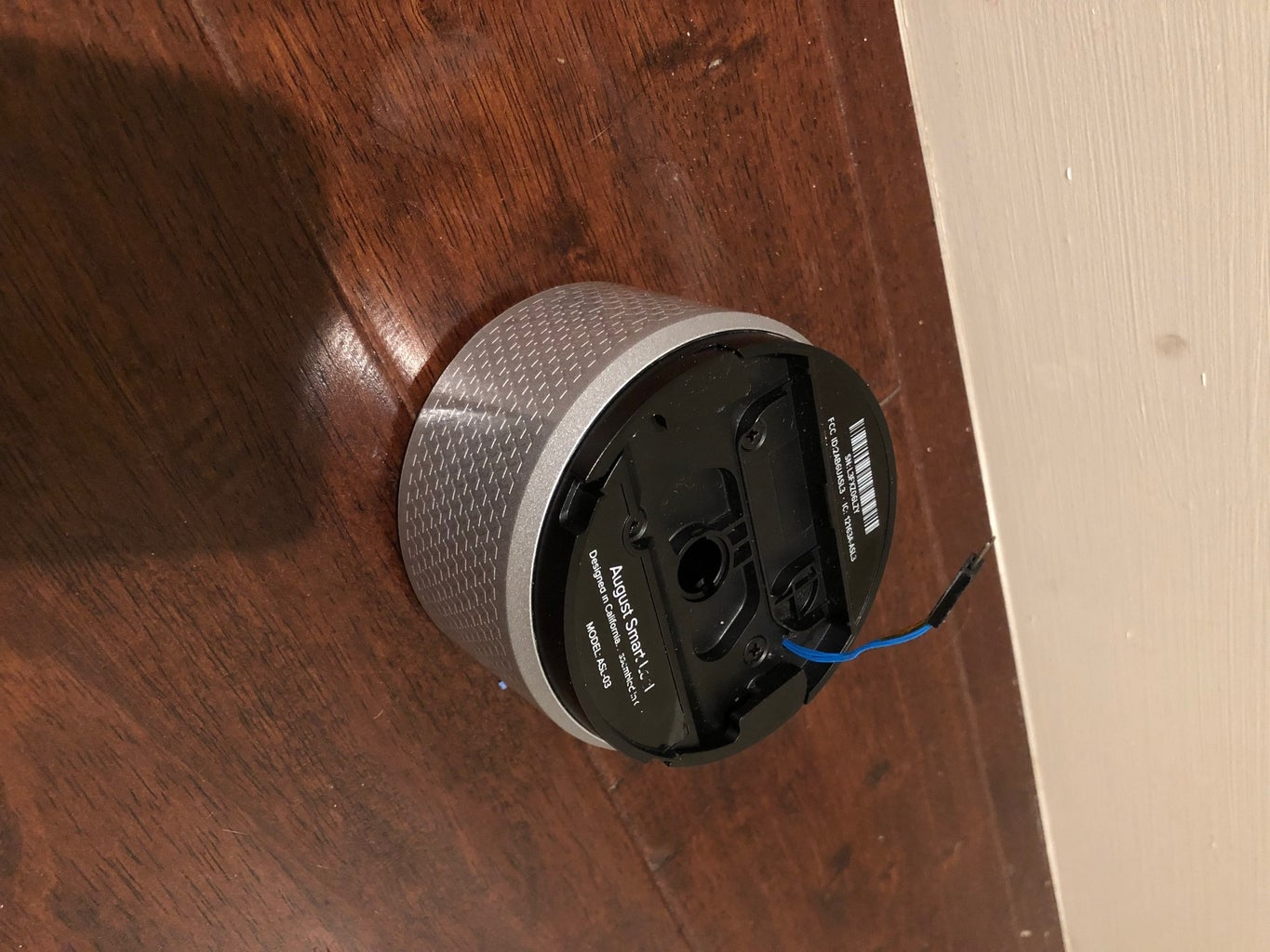 How to Get Power to the August Smart Lock?