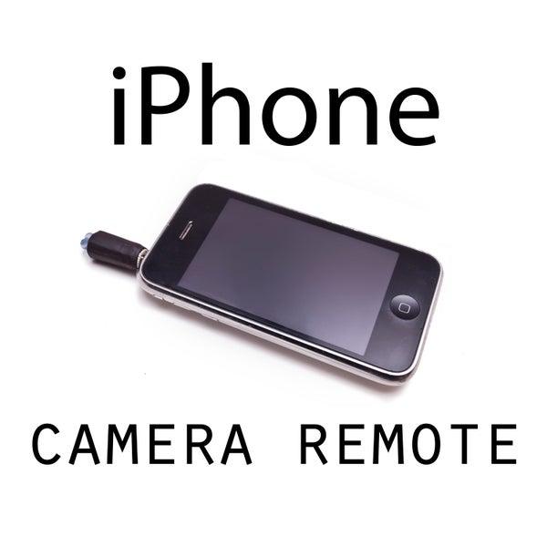 IPhone Camera Remote