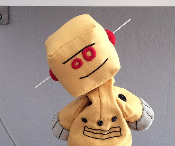 Your Personal Mini Instructable Robot Cuddly