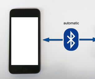 Auto Connection of the Bluetooth and Auto Running the Camera on Raspberry Pi Zero