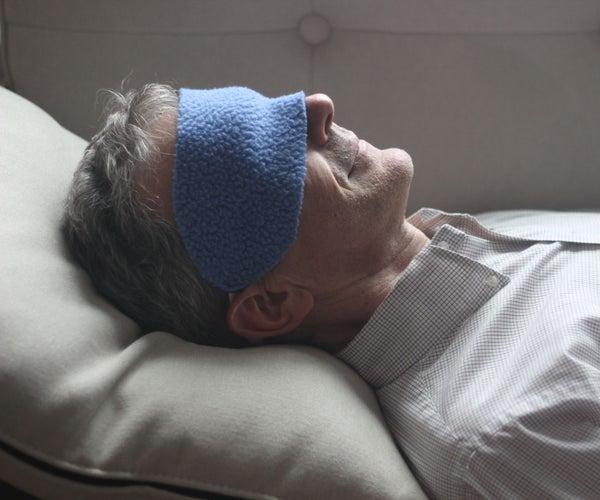 Super Easy Sleep Mask