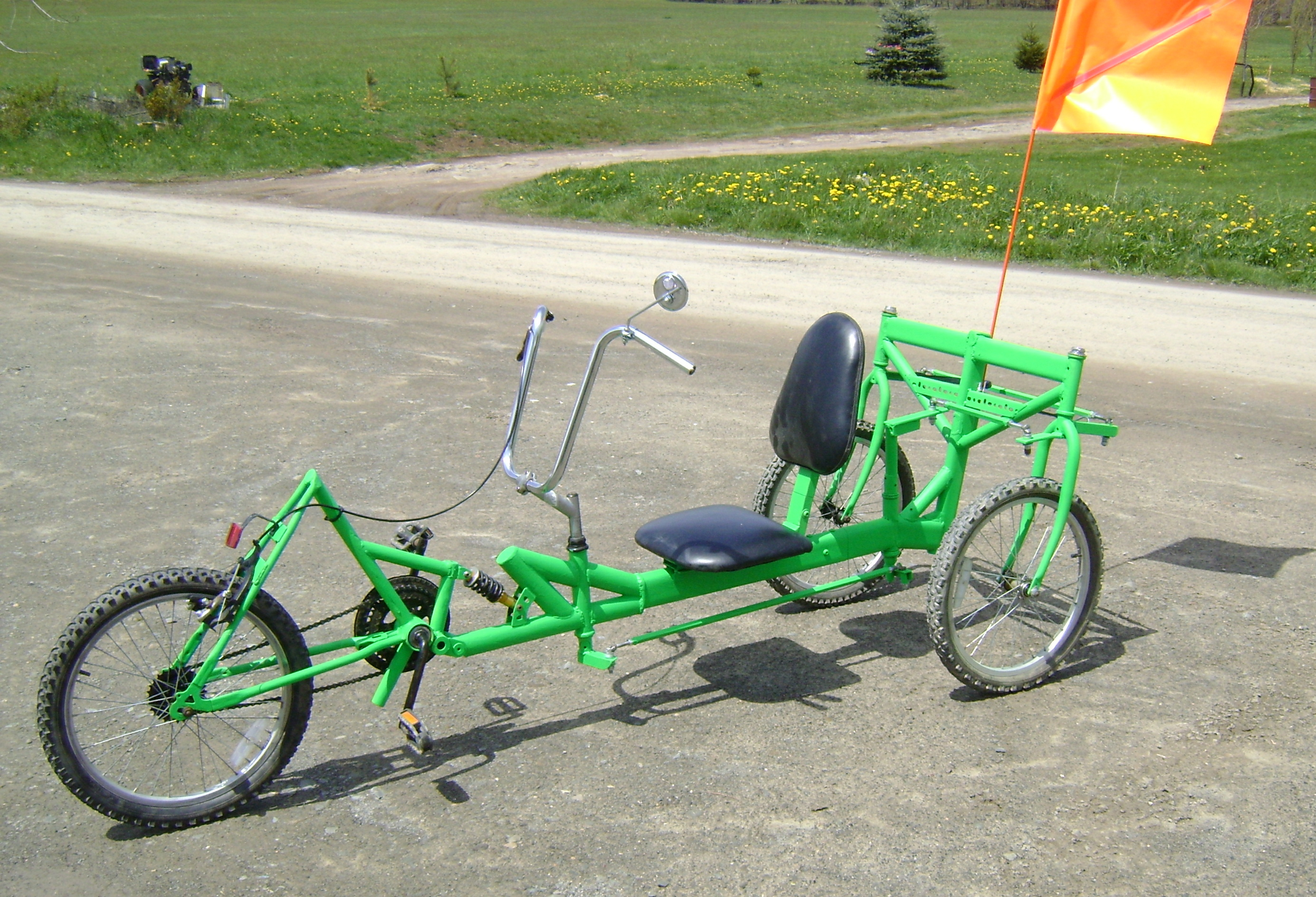 The American Recumbent Trike!!!!!!!!!!!!!!!!!!! Many Parts to become one!!!!!!!!!!!!