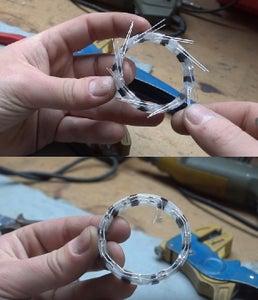 Step 2: the LEDs