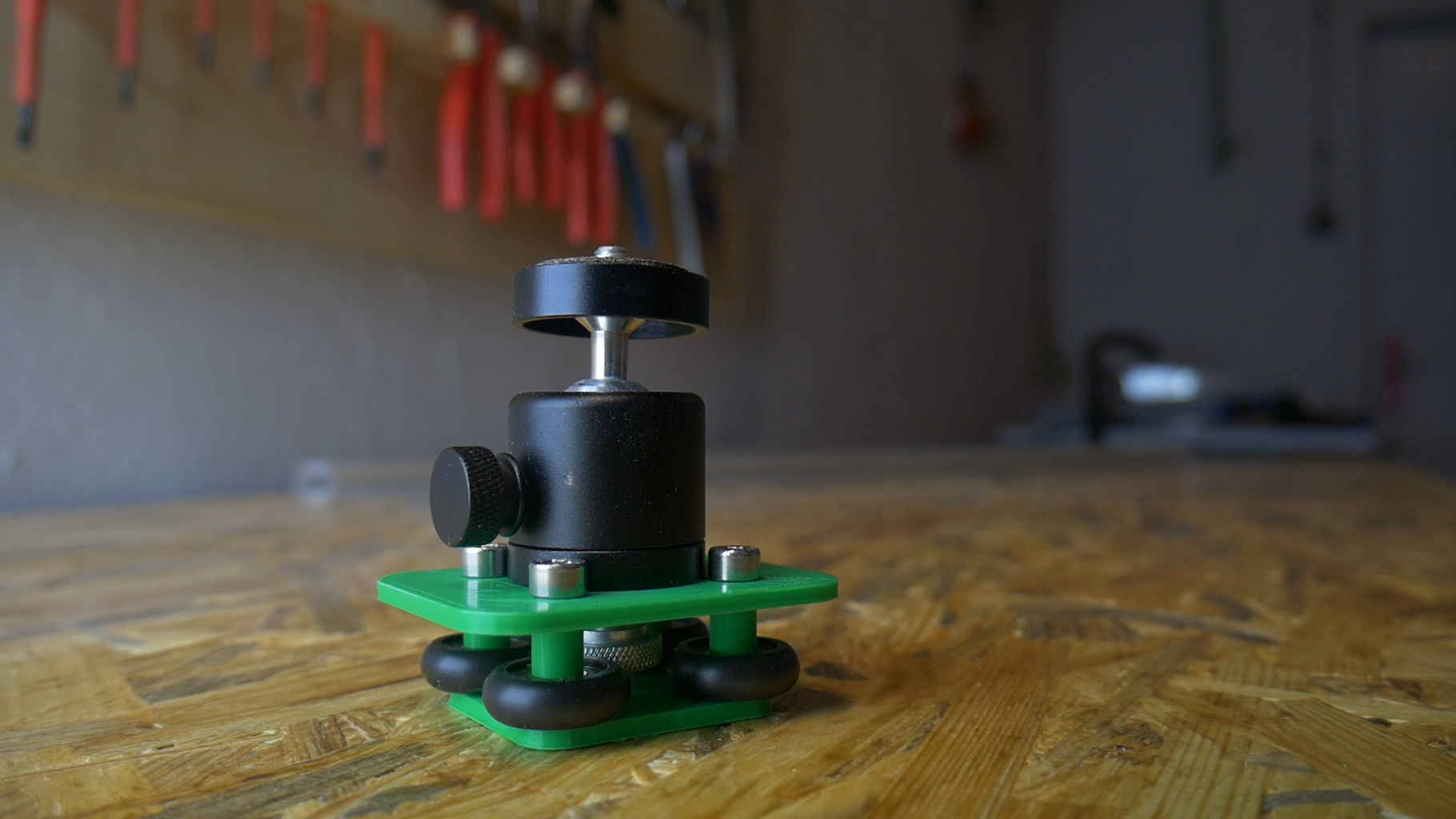 Assemble Camera Carriage