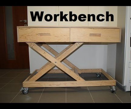 WORKBENCH With Adjustable High