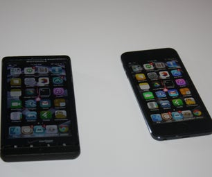 Remote Desktop From and Android Phone to an IDevice