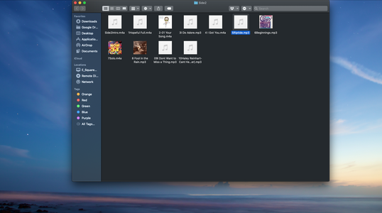 Aquire and Organize Your Music