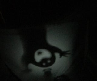 Ghost Hologram